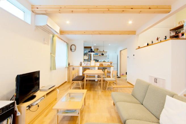 白井市の住宅  「K's house」