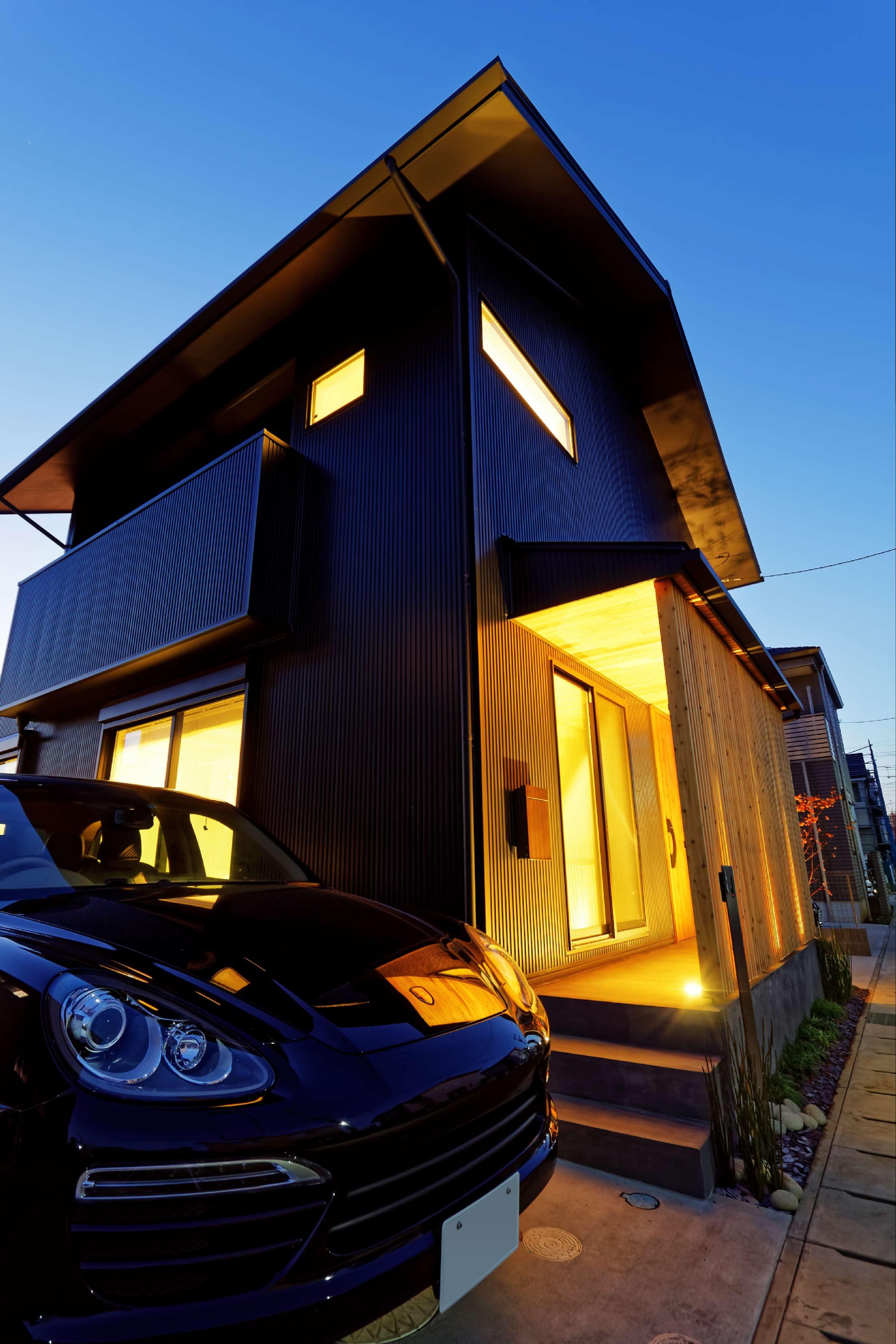 白井市の注文住宅「木のぬくもりが溢れる家」