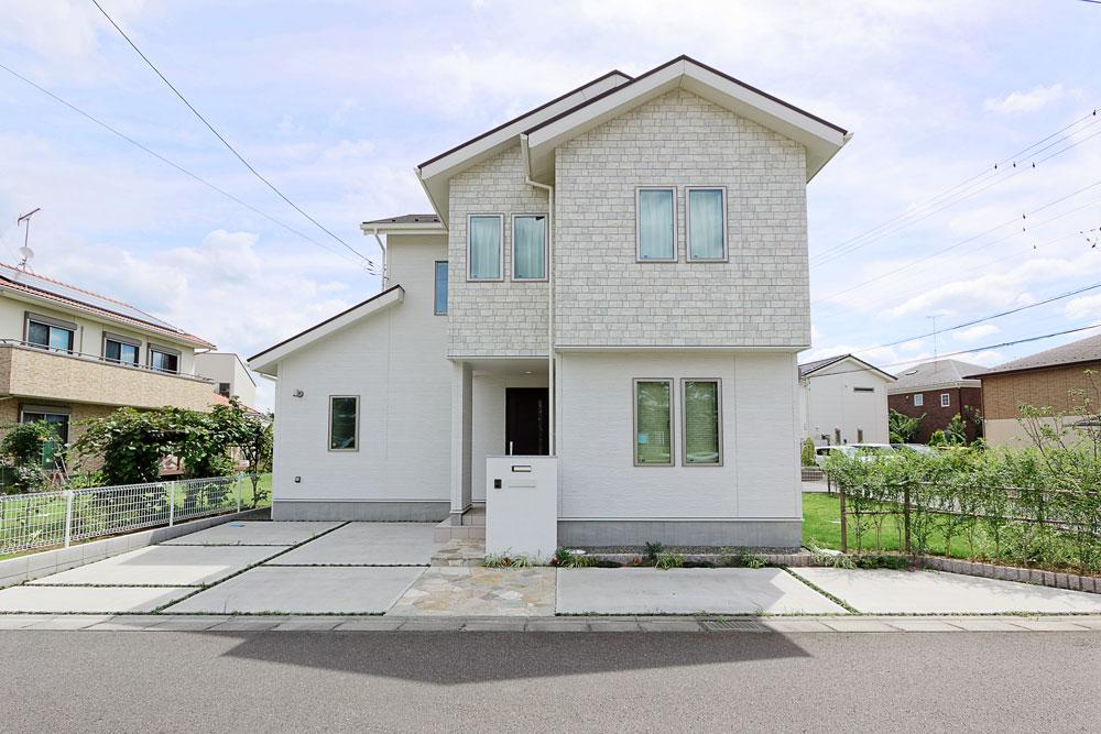 つくば市の注文住宅「家族の時間と、個人の時間を大切にする家」