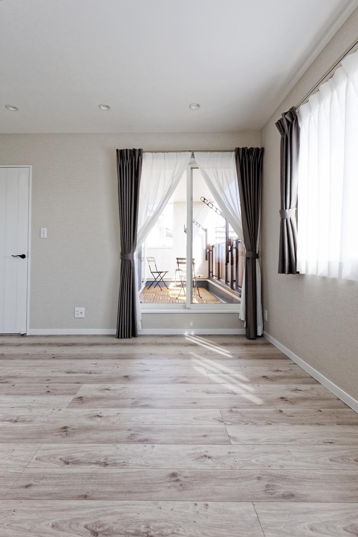 印西市の注文住宅「北欧風のシンプルであたたかみのある住宅」